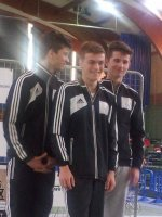 Escrime Sportive - 2014-2015 - france junior fleuret 2015